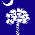 South Carolina Garden Mini Flag