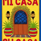 Mi Casa Su Casa Garden Mini Flag