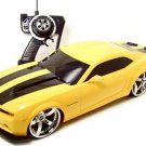 REMOTE CONTROL 2006 CHEVROLET CAMARO CONCEPT YELLOW 1/10 RC00004
