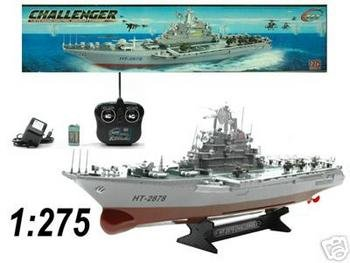 Remote Control Aircraft Carrier Boat RC Ship RCB00002