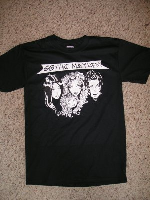 Gothic Mayhem T-Shirt
