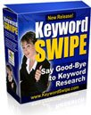 Keyword Swipe