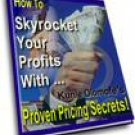 Proven Pricing Secrets