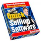 Quick Selling Software