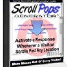 Scroll Pops Generator