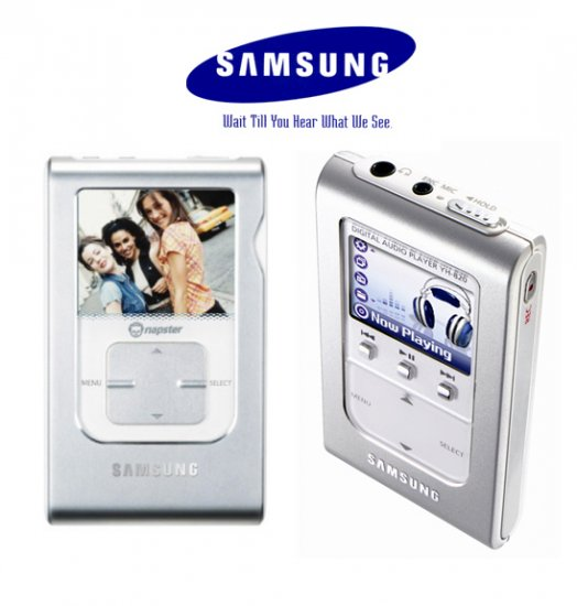 Samsung 5GB MP3 Player