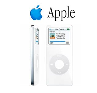 iPod Nano 4GB - White
