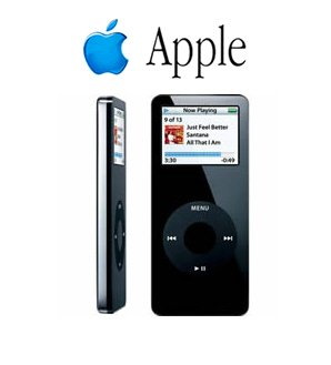 iPod Nano 2GB - Black