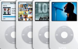 iPod Video 30GB - White