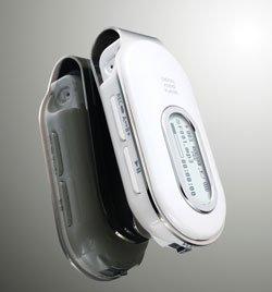 Samsung 1GB Mp3 Player - White