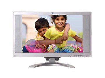 "HP 21"" Flat Panel LCD TV"