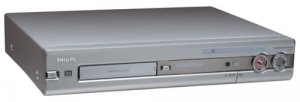 Philips Progressive-Scan DvD Player/Recorder