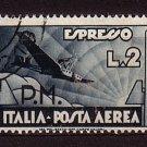 134-965 Italy Kingdoom - Military Post, Airmail Sassone 19