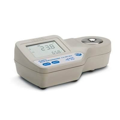 $164.99 Hanna HI96801 Digital Brix Refractometer 0-85% Maple