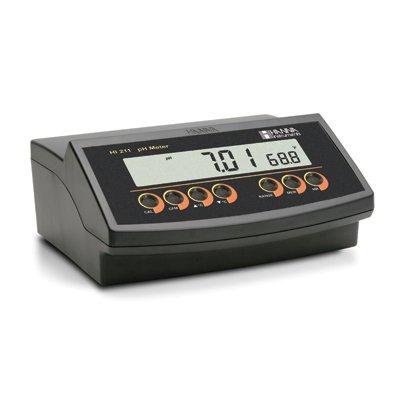 $349.99 Hanna HI 2210 Benchtop pH Meter - Quality Control