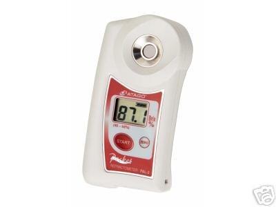 $349.99 Atago PAL-2 Digital 45-93% Brix Refractometer Jam Jelly