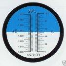 $34.99 HD Salinity Refractometer 4 Aquarium Ocean Hydrometer