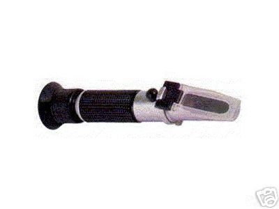 $22.60 NEW! 0-32%ATC Brix Refractometer Wine Beer CNC Softcase