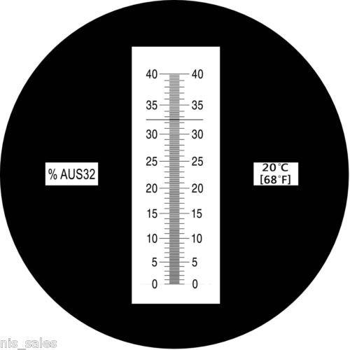 $69.99 AD-2 AdBlue DEF, AUS32 Urea Refractometer, Ad Blue