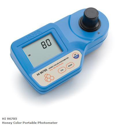 $299.99 Hanna HI96785 Honey Color Photometer Bee, HI 96785, use along with Refractometer FREE S&H