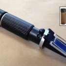 $24.99 RHS-10ATCc Black Salinity Refractometer Dual Scale PPT & SG w/ 35ppt Standard