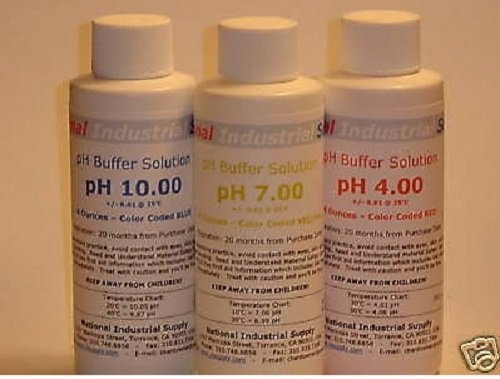 $10.49 pH Meter Calibration Buffer Solution  4, 7 OR 10 - 500ml - ***You choose the pH***