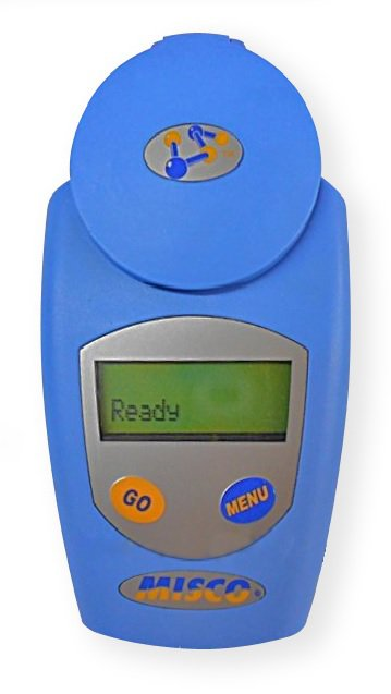 $399.99 MISCO Palm Abbe Digital Refractometer Propylene Glycol Antifreeze 2 Scales CELSIUS FREE S&H