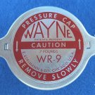 RADIATOR 7 pound Pressure Cap - Wayne WR-9 New Old Stock #1