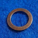 "Copper Washers - 9/16"" ID x 25/32"" OD 12 Pieces       CW9/16"""