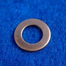 "Copper Washers - 5/16"" ID x 9/16"" OD 12 Pieces       CW5/16"""