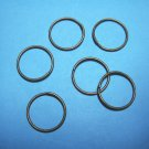 JUMP RINGS - Open 12mm Bronze Tone  100 Pieces  JR12brnzt
