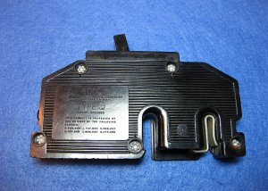 BREAKER, 20 amp Zinsco Type Q Single Pole BKR002