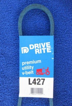 X-Tra Duty L427 Heat Resistant 1/2 x 27 Inch V Drive Belt