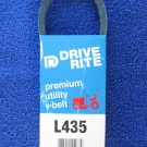 X-Tra Duty L435 Heat Resistant 1/2 x 35 Inch V Drive Belt