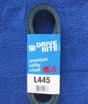 X-Tra Duty L445 Heat Resistant 1/2 x 45 Inch V Drive Belt