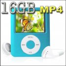 New 16GB MP3 MP4 Player 1.8 LCD FM Rec @ Rs 1750
