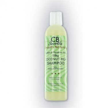 Smooth Naturally Coconut Milk Shampoo