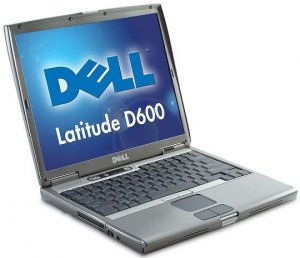 Dell Latitude D600 2.0GHz - Refurbished