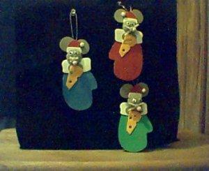 Mice Ornament