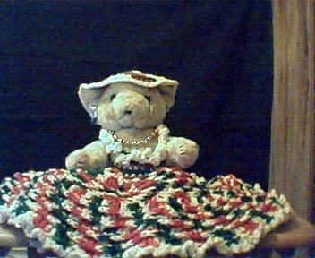 Miss Christmas Bear