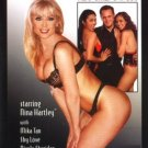 Nina Hartley's Guide To Threesomes - Two Girls and a Guy DVD
