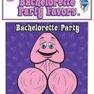 Bachelorette Party Favors - 8 Piece Penis Napkins