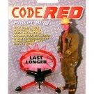 Code Red - Adjustable PVC Penis Tie
