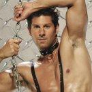 Male Power - Men's Studded Ring Collar