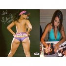 VIDA GUERRA (PLAYBOY) SIGNED AUTOGRAPHED 8X10 PHOTO