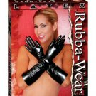 Rubba Wear - Stretchy Latex Elbow Length Gloves