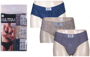 """Ultra Dynamic"" - Men's Low-Rise Bikini Briefs"