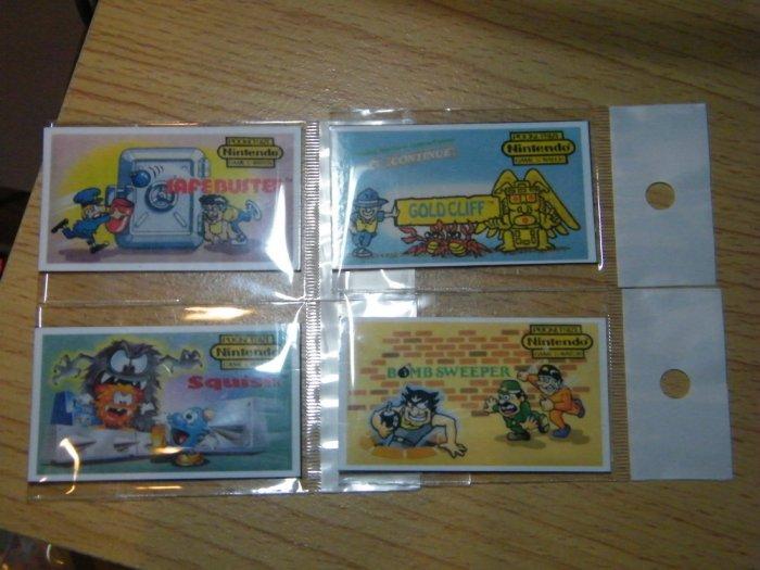 4 Magnet Nintendo Game Watch Multi Screen