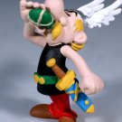 Asterix Drinking out of Cauldron PVC Figure (New)