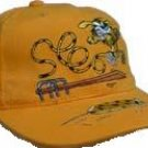 MARSUPILAMI BASEBALL CAP YELLOW (NEW)